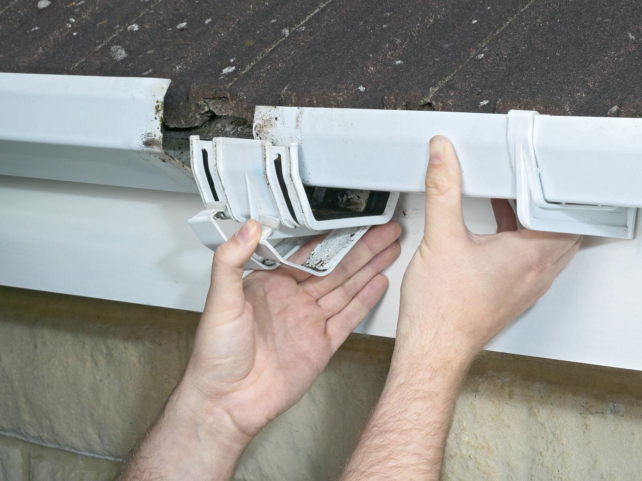 Get your gutter pipes repaired