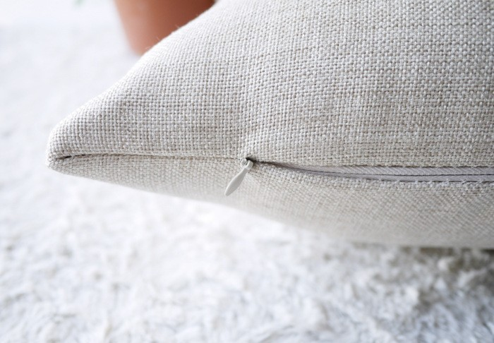 Replacing cushion covers