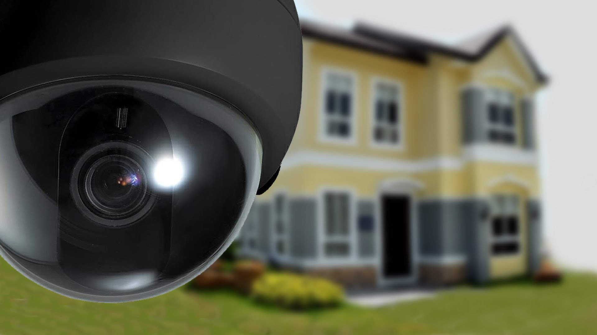 What are important selection parameters for a reliable home security system